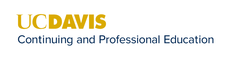 UC Davis Continuing and Professional Education Online Help Desk